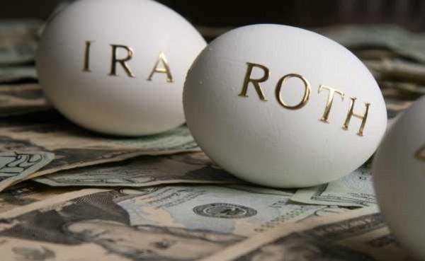 Roth IRA Nest Egg